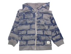 Small Rags Eddy cardigan gray castle