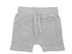Small Rags Eddy shorts gray melange