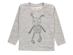 Small Rags Eddy t-shirt frost gray