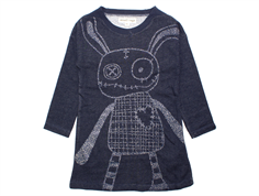 Small Rags Fanny dress outer space navy Mr. rags
