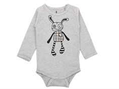 Small Rags Felix body gray melange