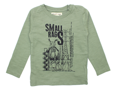 Small Rags Fly t-shirt outer space navy Mr. rags