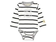 Small Rags Gary body stripes off-white/black