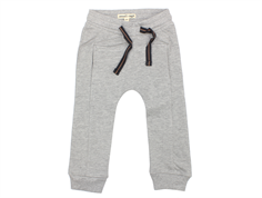 Small Rags Gary pants gray melange