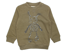 Small Rags Gary sweatshirt capers