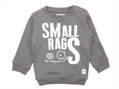 Small Rags Gary sweatshirt charcoal gray