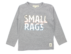 Small Rags Gary t-shirt gray melange