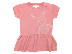 Small Rags Grace dress dusty rose