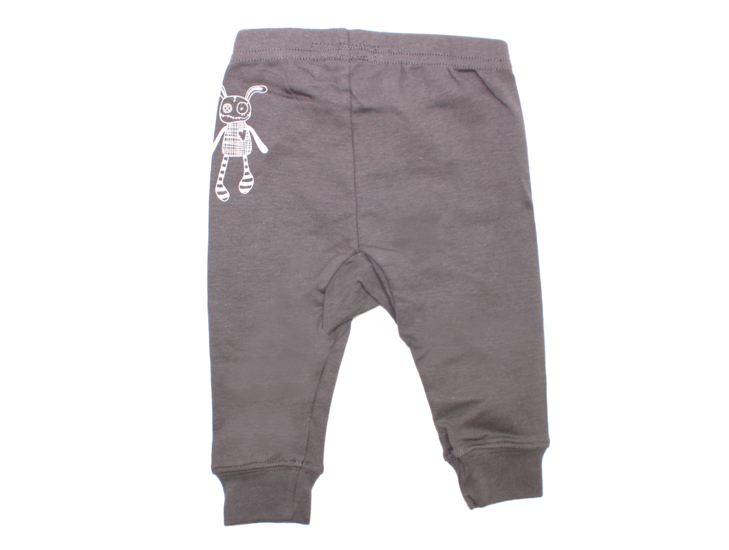 buy small rags real leggings gray castle at milkywalk