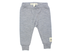 Small Rags Valdo pants light gray melange