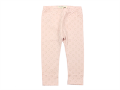 Small Rags leggings sepia rose