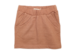 Small Rags skirt Freya cognac