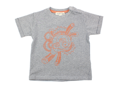 Small Rags t-shirt gray flannel