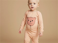 Soft Gallery Ben jumpsuit dusty pink balloon bear