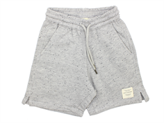 Soft Gallery Alisdair shorts gray black neppy