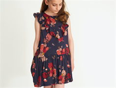 Soft Gallery Amber dress india ink bloom