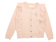 Soft Gallery Anissa cardigan rose cloud owl