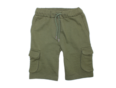 Soft Gallery Austin shorts burnt olive