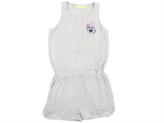 Soft Gallery Ayla jumpsuit gray melange peace sign