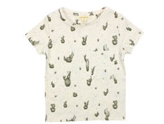 Soft Gallery Bass t-shirt with cactus desert neppy