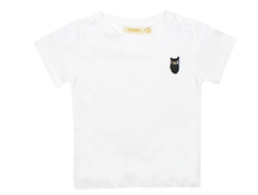 Soft Gallery Bass t-shirt with white owl