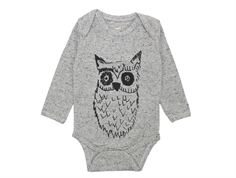 Soft Gallery Bob body neppy gray melange owl