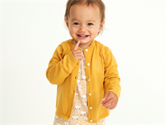 Soft Gallery Carrie cardigan golden glow owl