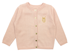 Soft Gallery Carrie cardigan rose cloud owl