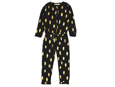 Soft Gallery Cass jumpsuit jet black goldie