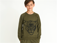 Soft Gallery Chaz sweatshirt burnt olive leo