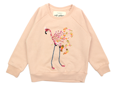 Soft Gallery Chaz sweatshirt rose cloud flamingo