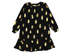 Soft Gallery Justice dress jet black goldie