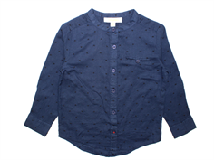 Soft Gallery Mason shirt blue