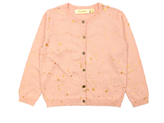 Soft Gallery Mila cardigan pale blush gold cosmo