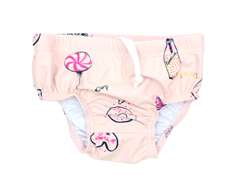 Soft Gallery Mina swim shorts rose cloud candy UV
