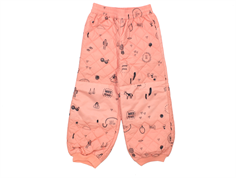 Soft Gallery Morgan thermal trousers salmon