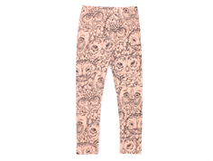 Soft Gallery Paula junior leggings coral owl