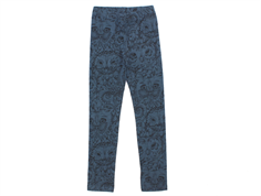Soft Gallery Paula junior leggings orion blue owl