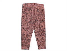 Soft Gallery Paula leggings burlwood owl