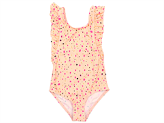 Soft Gallery Baby Ana swimsuit peach parfait shimmy UV