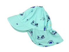 Soft Gallery bathing hat Alex ocean wave UV