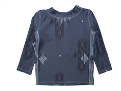 Soft Gallery bathing blouse Astin india ink UV
