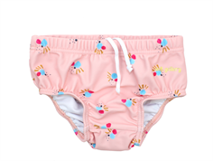 Soft Gallery trunks Mina chintz rose UV