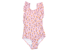 Soft Gallery swimsuit Ana Swimsuit dawn pink buttercup