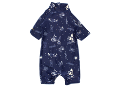 Soft Gallery swimsuit/coveralls Rey dress blues UV
