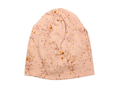 Soft Gallery beanie peach perfect mini splash rose