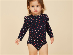 Soft Gallery body Fifi navy blazer heartfly