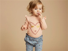 Soft Gallery Fifi body dusty pink heartart simple