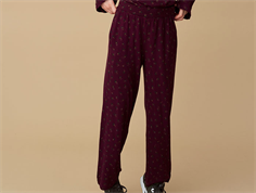 Soft Gallery pants Becky FIG sheet Print