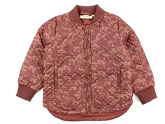 Soft Gallery Michell thermosjacket salmon